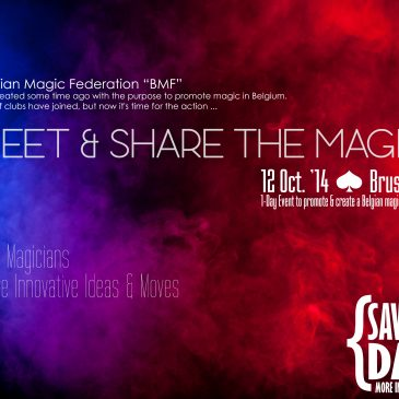 "Le premier événement de BMF ""Meet & Share the Magic"""