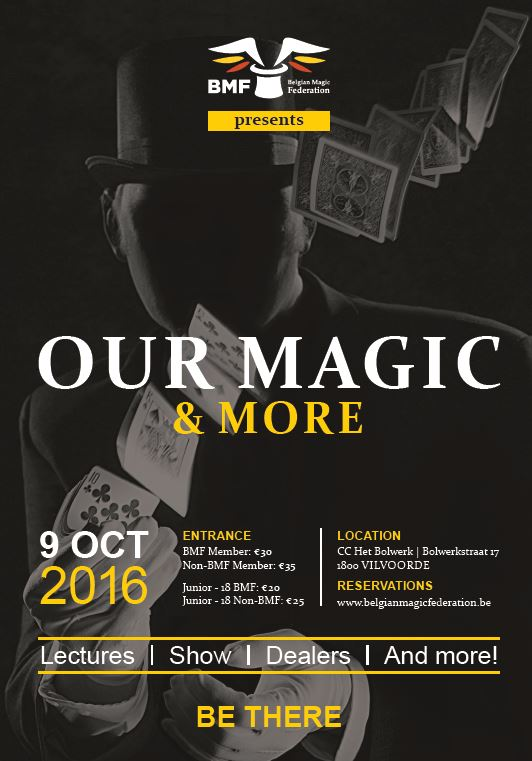 Our Magic & More – 2016