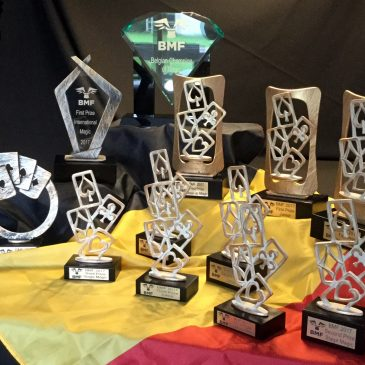 Belgian Championship of Magic 2017