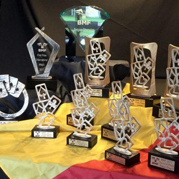 Belgian Championship of Magic 2017