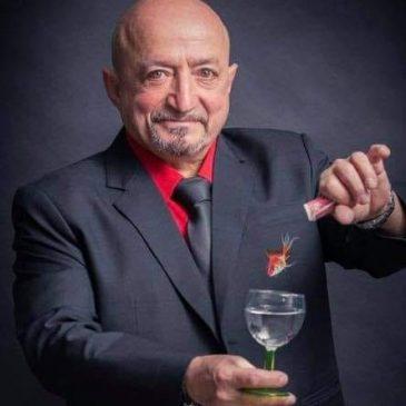 Décès du magicien Liégeois Joseph Messina – Overlijden Luikse goochelaar Joseph Messina